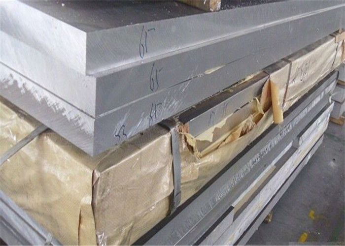 Marine Grade 5086 Aluminum Plate , High Strength H321 A5086 Aluminum Sheet