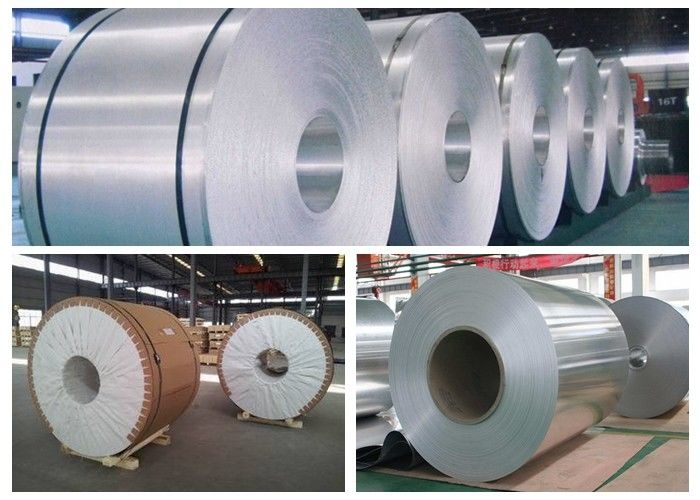 505mm/610mm ID Aluminum Coil Stock A3004 EN AW 3004 AlMn1Mg1 Alloy