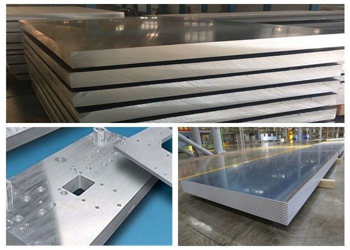 2A14 LD10 2014 Aircraft Aluminum Plate EN AW 2014 For Aerospace Die Forgings