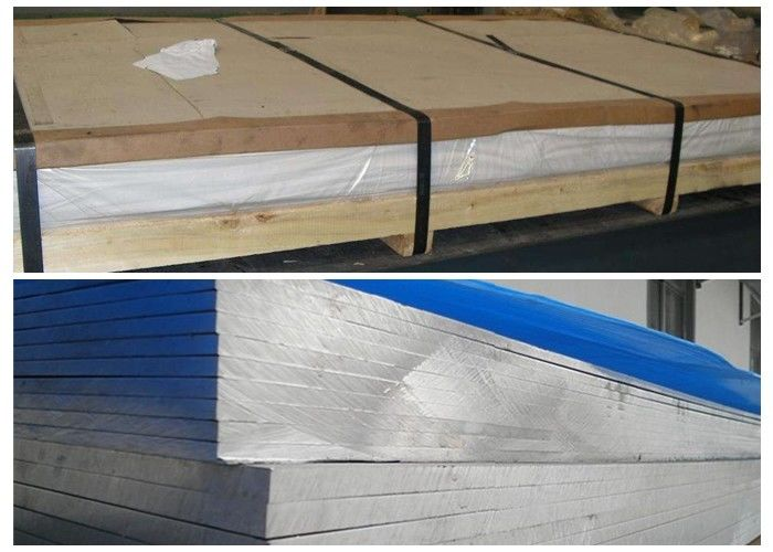 B95 A97050 EN AW 7075 Aluminium Sheet , Thickness 91mm Aluminum Sheet Plate