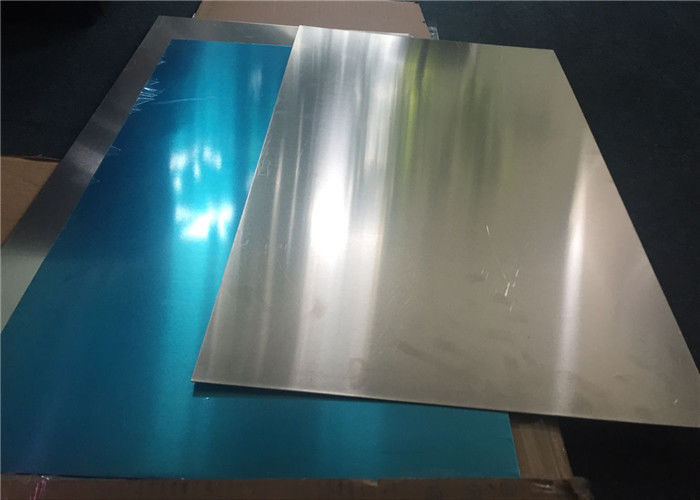 ALU EN AW-6016 Automotive Aluminum Sheet Ti/Zr-Pas EN AW-6016