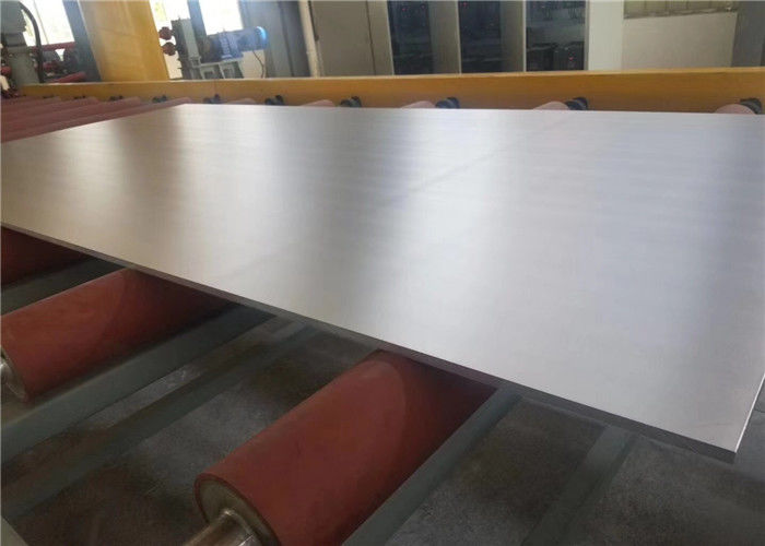 Customized Size Aluminum Alloy Plate For Automotive Aerospace Marine